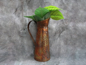 Hammered Copper Pitcher