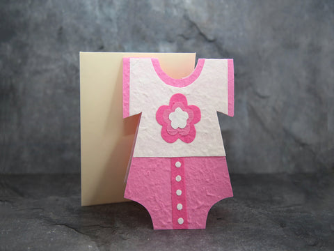 Card-Baby Girl Outfit