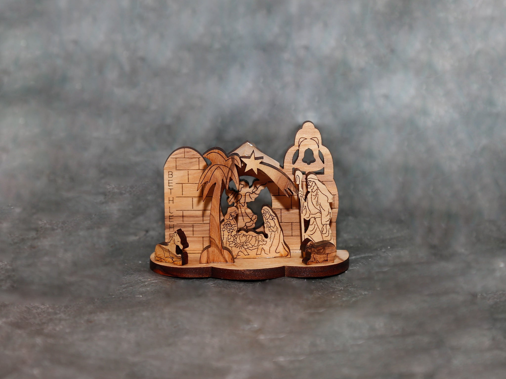 Nativity Small with marking
