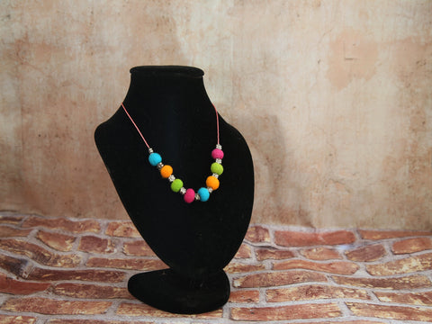 Smartie Necklace