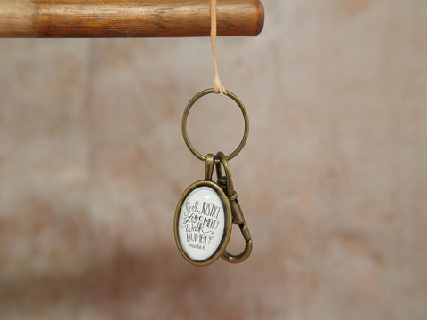 Key Ring-Seek Justice