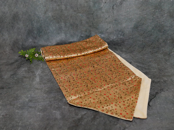 Table Runner -Yellow