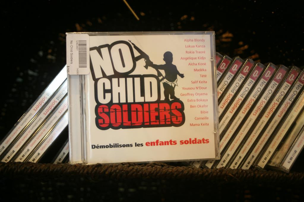 No Child Soldiers (CD)