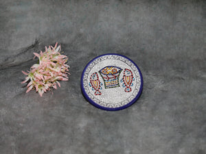 Tabgha Mosaic Plate (Medium)
