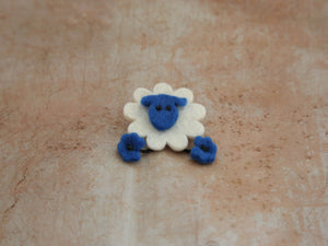 Brooche - Sheep (Mongolia)