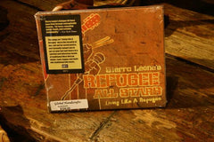 Refugee All Stars - Living Like a Refugee (CD)