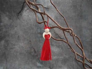 Sisal Love Angel-red