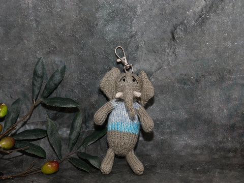 Elephant-Key Ring
