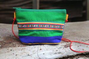 Lisu Child Bag (Green)