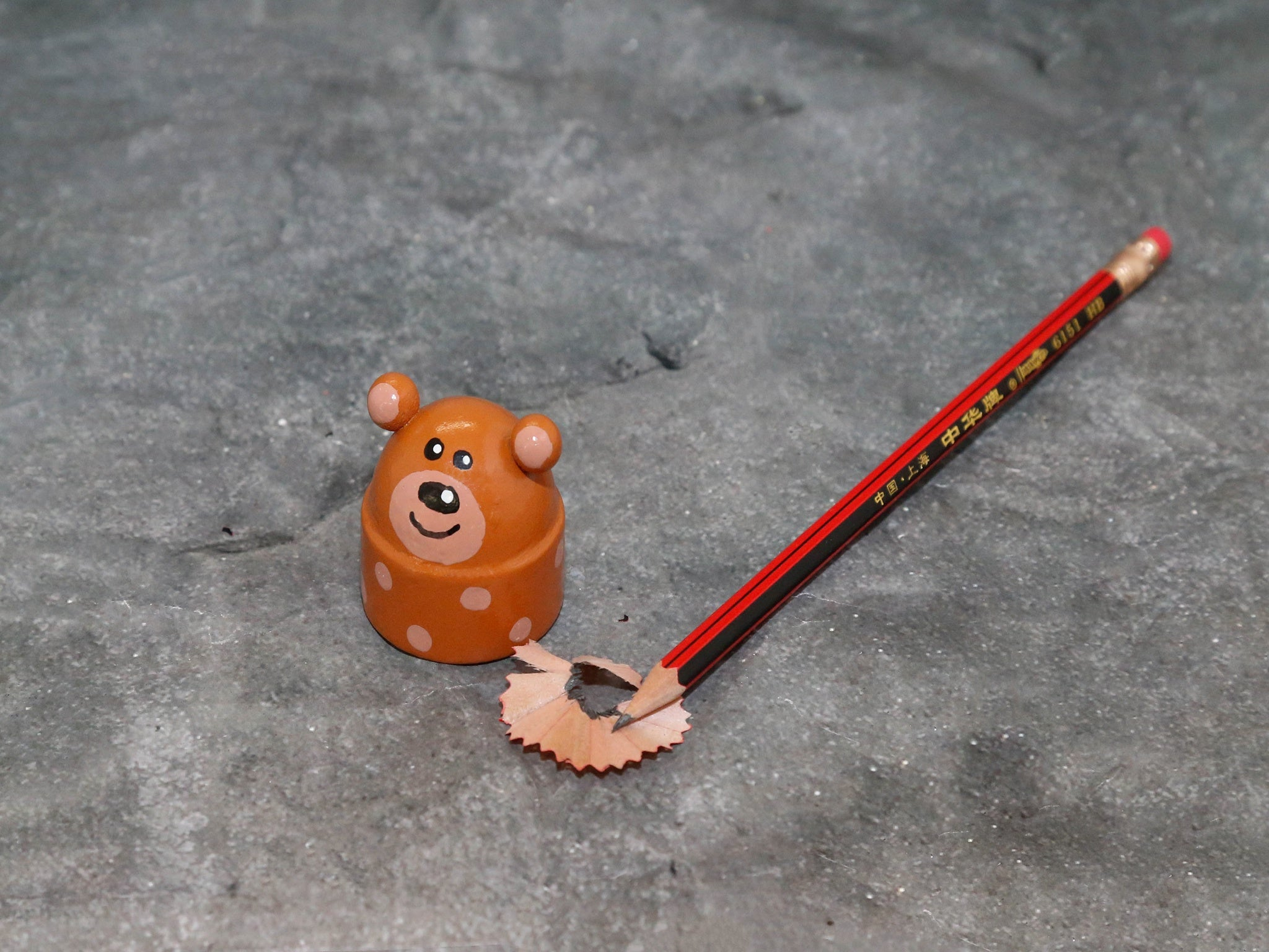 Funny Pencil Sharpner (Bear )