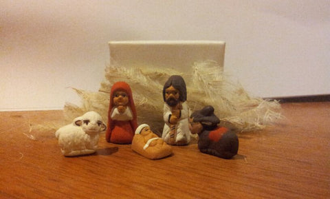 Nativity-Tiny Matchbox