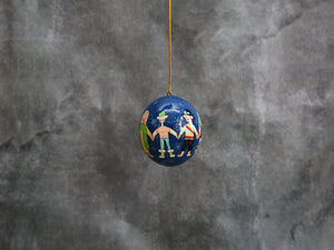 Children Around the World Ornament