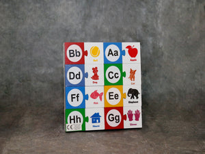 Alphabet MatchingSet inBag