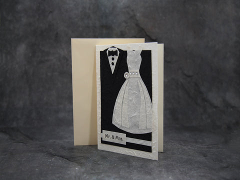 Card-Mr & Mrs