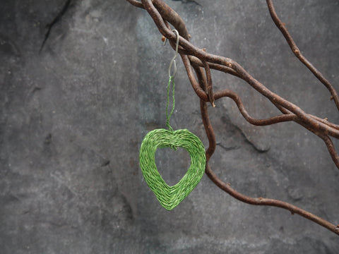 Loving Heart Green