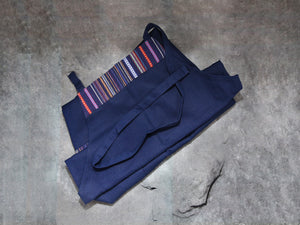 Cotten Apron- Blue
