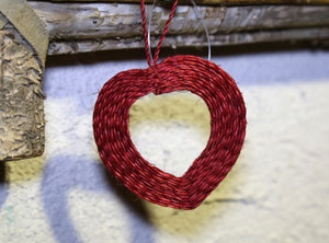 Loving Heart Ornament