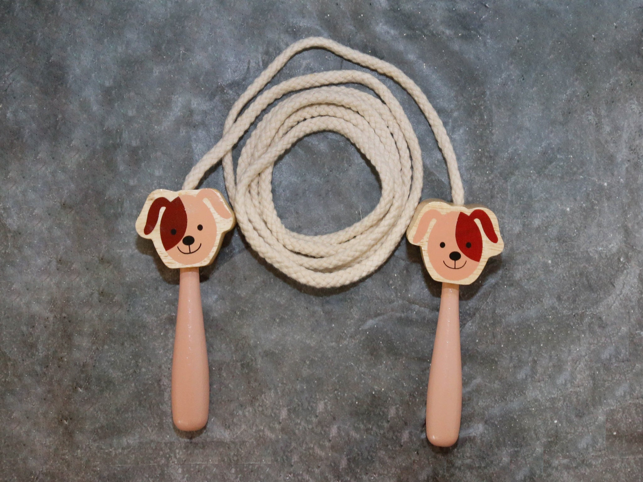 Skipping Rope-Dog