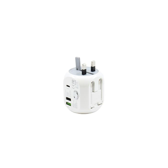 universal-travel-power-adapter-with-3-usb Rose Red