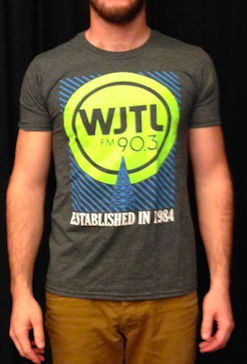 WJTL Tower Grey T-shirt *Out of Stock*