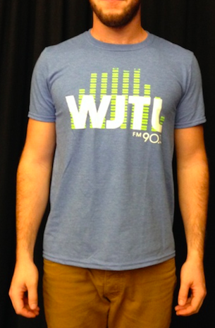 WJTL Sound Meter T-shirt *Out of Stock*