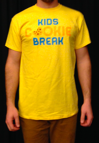Kids Cookie Break T-shirt *Out of Stock*