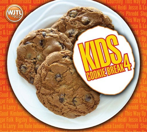 Kids Cookie Break 4 CD