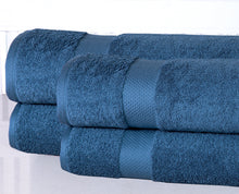 Oversized Luxurious Cotton 700 GSM Bath Sheets (Set of 4)