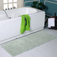 Super Soft Reversible bath rug-100% cotton, 22-inch X 60 Bath Rug