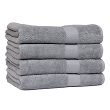 600 GSM Cotton 4-piece Bath Towel