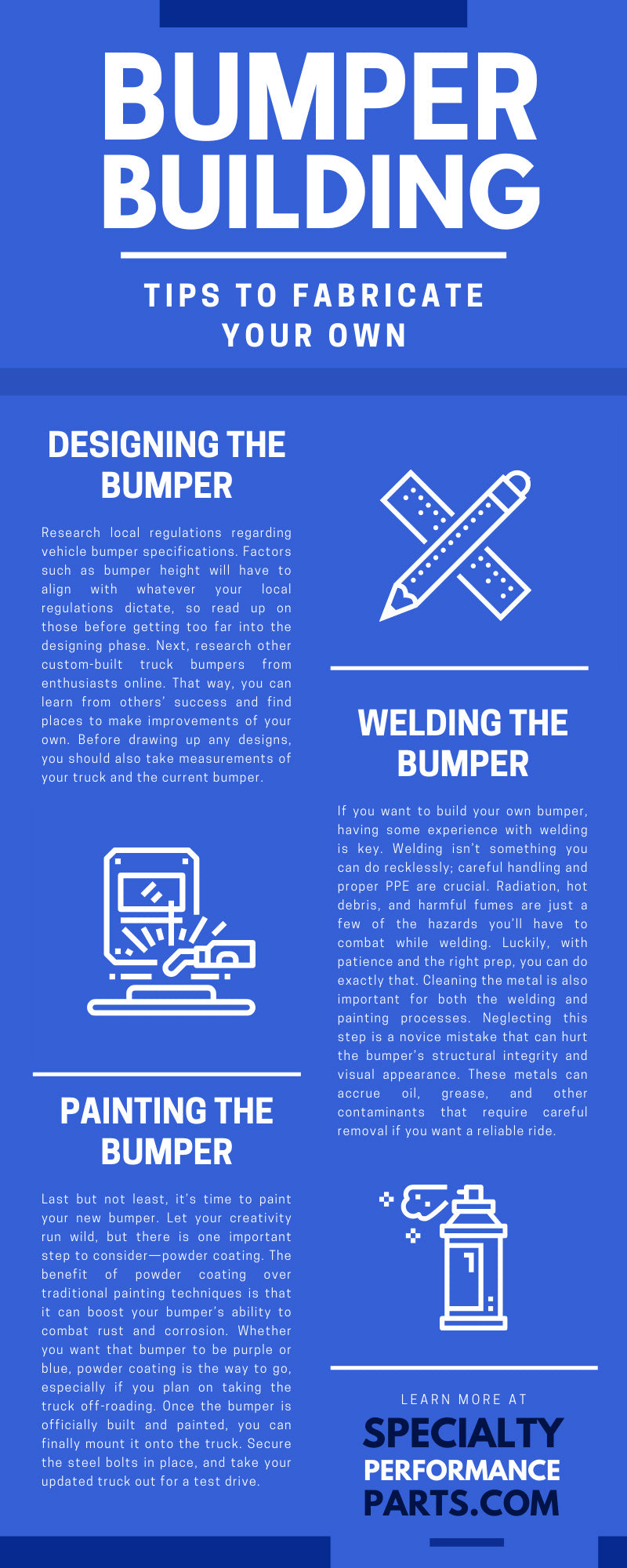 Bumper Building: Tips To Fabricate Your Own