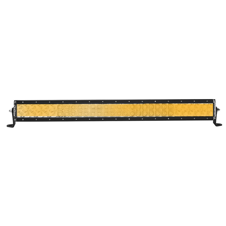 AMBER Rigid E-Series Pro Light Bars (Sizes 6''-20'')