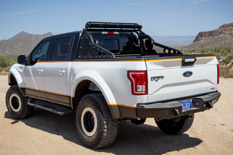 Addictive Desert Designs 2015 - 2019 Ford F-150 HoneyBadger Rear Bumper