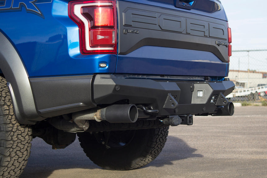 Addictive Desert Designs Adaptive CC Relocation Bracket Kit- Ford Raptor, Ranger and F-150 (15+)
