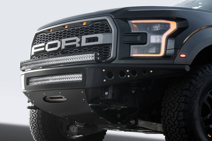 Addictive Desert Designs 2017-2020 Ford Raptor Venom R Winch Front Bumper