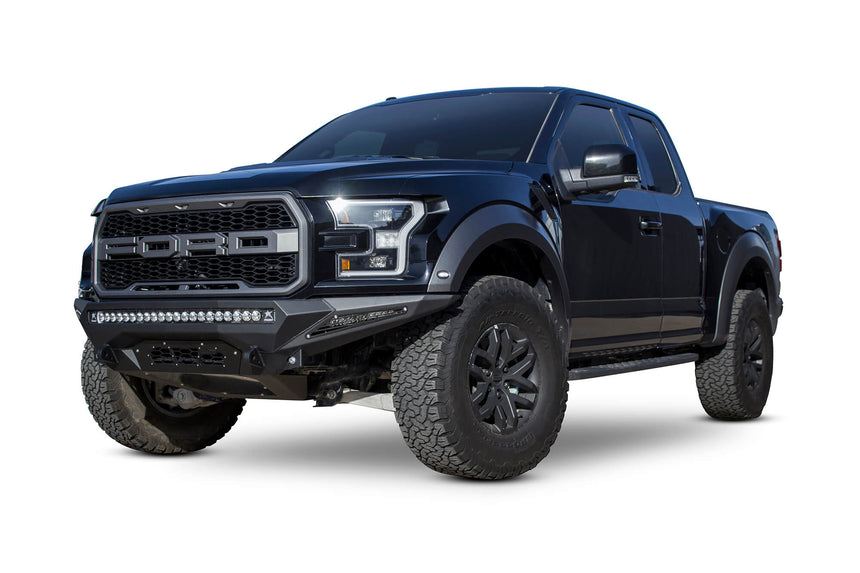 Addictive Desert Designs 2017-2020 Ford Raptor Stealth Fighter Front Bumper