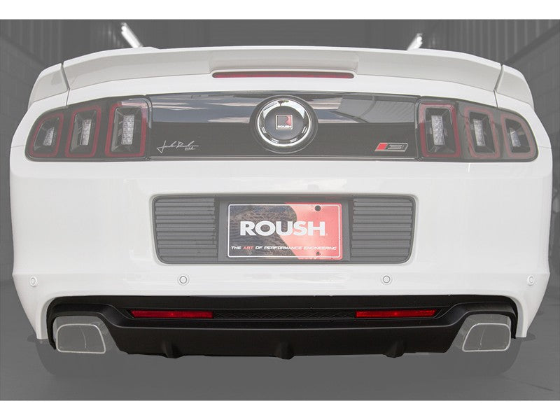 2013-2014 FORD MUSTANG ROUSH REAR VALANCE KIT
