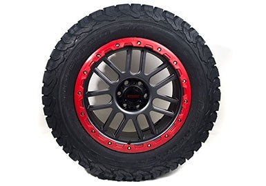 2015-2020 F-150 20-INCH WHEEL WITH RIM GUARD AND BFG KO2 TIRE