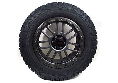 2015-2020 F-150 20-INCH WHEEL WITH RIM GUARD AND BFG KO2 TIRE - SET OF 4 Part #422077