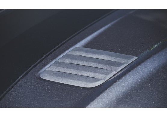 2018-2020 ROUSH MUSTANG HOOD HEAT EXTRACTORS