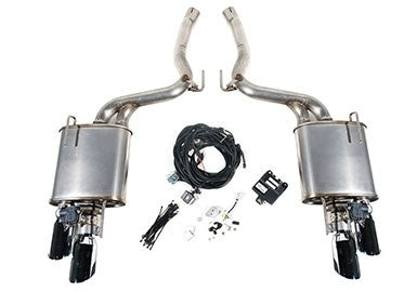 2018-2020 MUSTANG 5.0L V8 ROUSH ACTIVE EXHAUST KIT