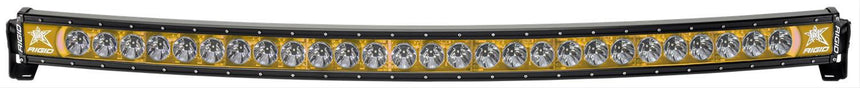 Radiance+ Curved Light Bar Various Color Backlights