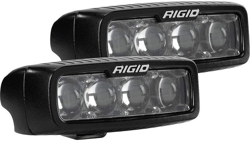 Rigid Industries SR-Q Series PRO LED Lights (Sold in Pairs)