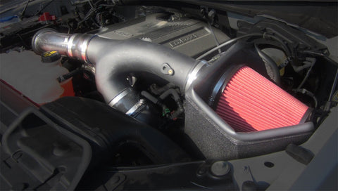 2017-2019 Corsa Raptor Shielded Box Air Intake with red filter