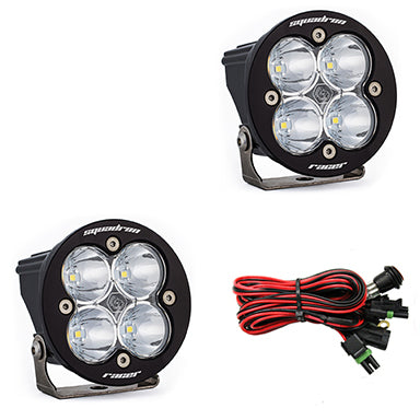Baja Designs Squadron-R Racer Edition LED Pods