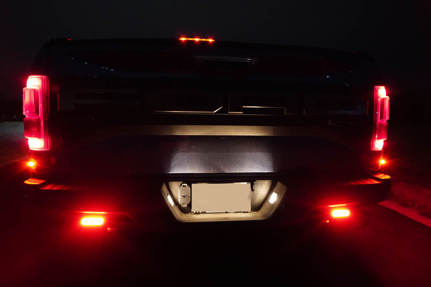 2019-2020 FORD RANGER (All Models) REAR SR-L SERIES REVERSE LIGHT KIT (NO DRILL) SRL rear light kit