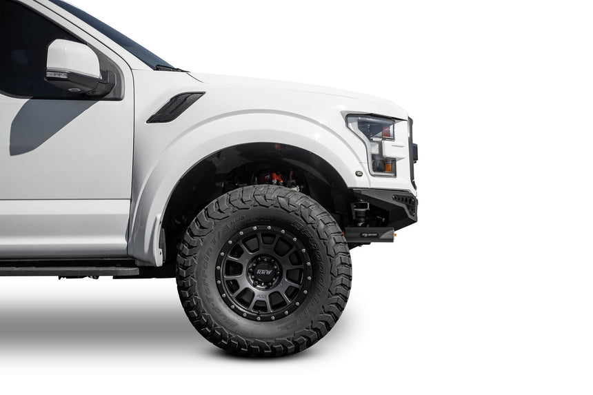 Addictive Desert Designs 2017-2020 Ford Raptor Rock Fighter Front Bumper