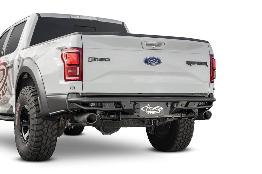 Addictive Desert Designs 2017 - 2020 Ford Raptor PRO Bolt-On Rear Bumper