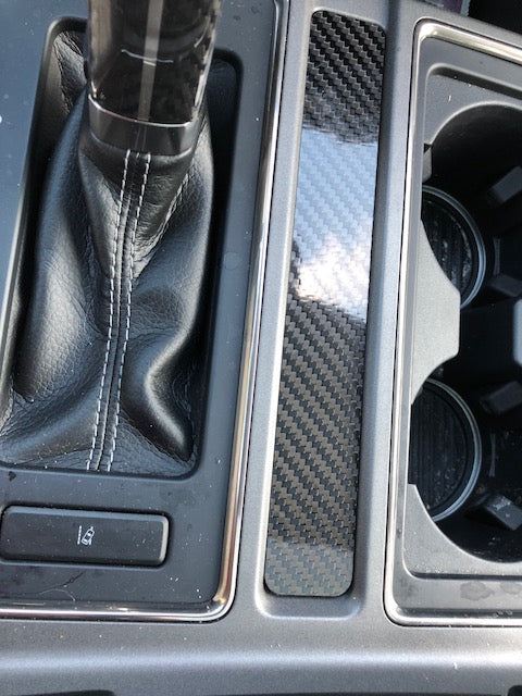 Solid Top Customizable Switch Panel for 2015+ Ford F-150's