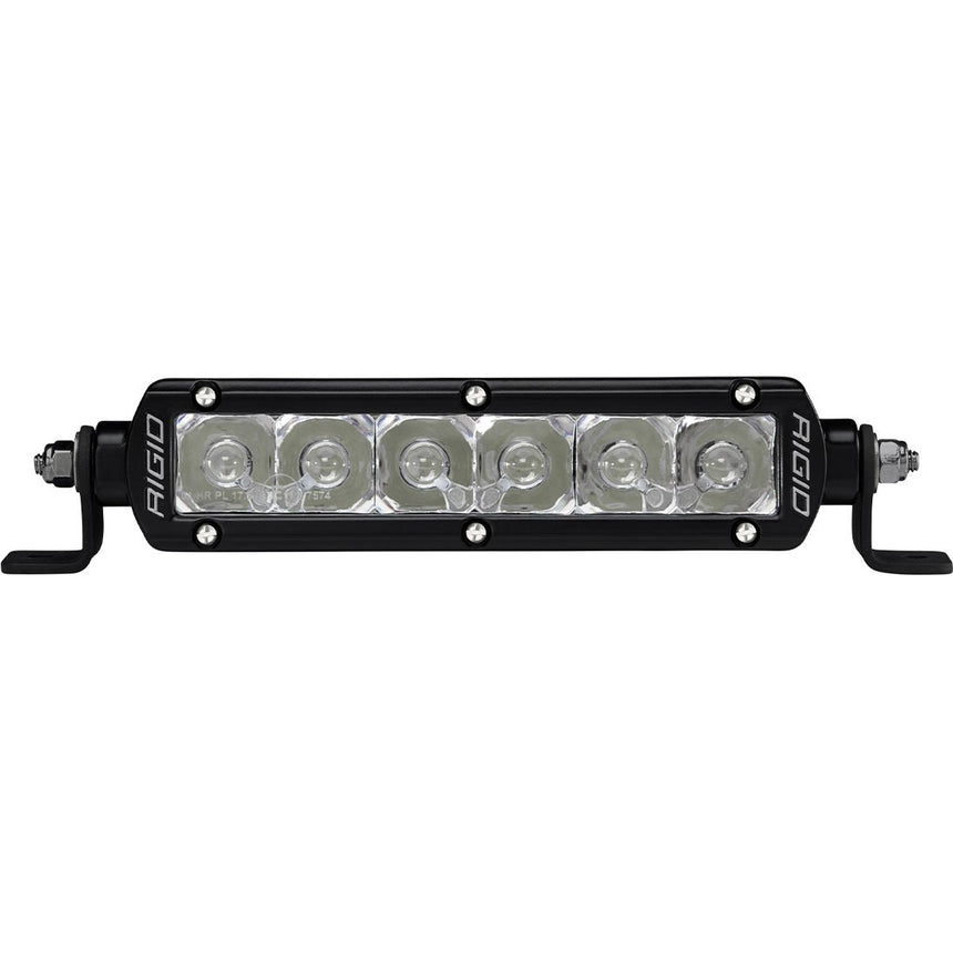 Rigid E-Mark Compliant SR-Series Lightbar (EUROPEAN SPEC)